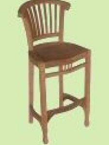 Teakhouten meubels