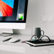 De beste werkplek design voor videografie experts en fotografen